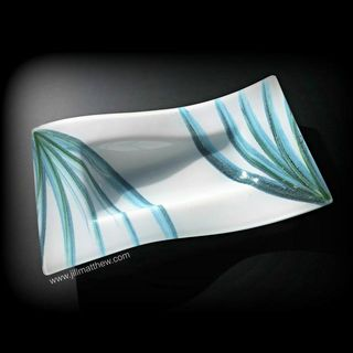 Curved Swish Dish