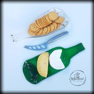 Jameson Whiskey Bottle Cheeseboard