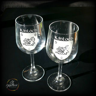 Coat of Arms Glasses